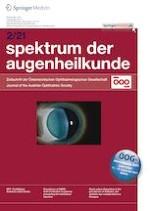 Spektrum der Augenheilkunde 2/2021