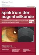 Spektrum der Augenheilkunde 5/2021