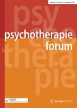 Psychotherapie Forum 3-4/2014