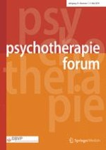 Psychotherapie Forum 1-2/2019
