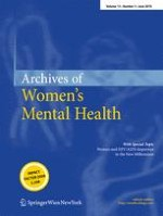 Archives of Women's Mental Health 3/2010