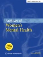 Archives of Women's Mental Health 4/2010