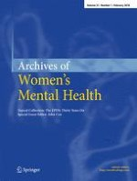 Archives of Women's Mental Health 1/2018