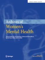 Archives of Women's Mental Health 3/2019