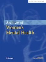 Archives of Women's Mental Health 6/2019