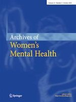 Archives of Women's Mental Health 5/2020