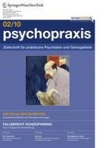 psychopraxis. neuropraxis 2/2010