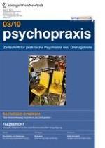 psychopraxis. neuropraxis 3/2010