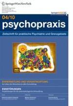 psychopraxis. neuropraxis 4/2010