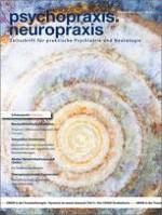 psychopraxis. neuropraxis 1/2014