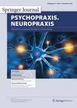 psychopraxis. neuropraxis 6/2018