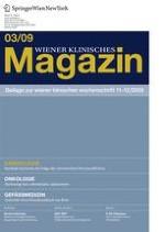 Wiener klinisches Magazin 3/2009