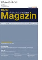 Wiener klinisches Magazin 6/2009