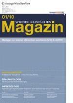 Wiener klinisches Magazin 1/2010