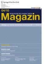 Wiener klinisches Magazin 4/2010