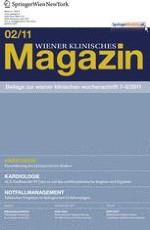 Wiener klinisches Magazin 2/2011