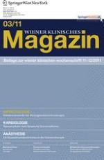 Wiener klinisches Magazin 3/2011