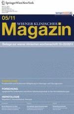 Wiener klinisches Magazin 5/2011
