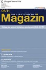 Wiener klinisches Magazin 6/2011