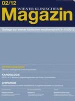 Wiener klinisches Magazin 2/2012