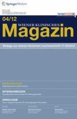 Wiener klinisches Magazin 4/2012