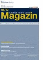 Wiener klinisches Magazin 5/2012