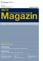 Wiener klinisches Magazin 6/2012