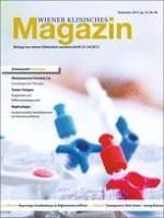 Wiener klinisches Magazin 6/2013