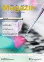 Wiener klinisches Magazin 2/2016