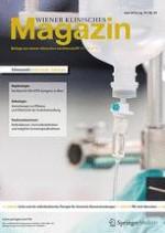 Wiener klinisches Magazin 3/2016