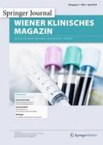Wiener klinisches Magazin 2/2018