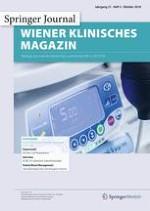 Wiener klinisches Magazin 5/2018