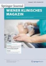 Wiener klinisches Magazin 6/2018