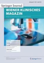 Wiener klinisches Magazin 2/2019