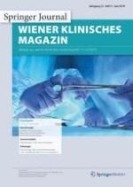 Wiener klinisches Magazin 3/2019