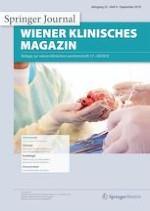 Wiener klinisches Magazin 4/2019