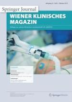 Wiener klinisches Magazin 5/2019