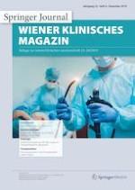 Wiener klinisches Magazin 6/2019