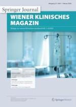 Wiener klinisches Magazin 1/2020