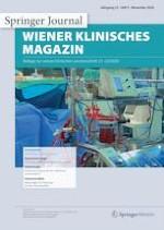 Wiener klinisches Magazin 5/2020