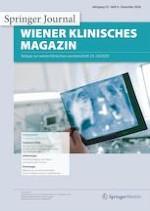 Wiener klinisches Magazin 6/2020