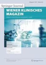 Wiener klinisches Magazin 1/2021