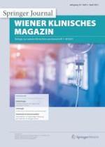 Wiener klinisches Magazin 2/2021