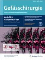Gefässchirurgie 4/2014
