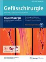 Gefässchirurgie 8/2014