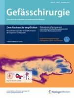 Gefässchirurgie 5/2017