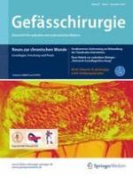 Gefässchirurgie 8/2017