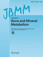 Journal of Bone and Mineral Metabolism 5/2009