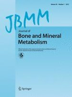 Journal of Bone and Mineral Metabolism 1/2012