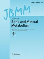 Journal of Bone and Mineral Metabolism 3/2016